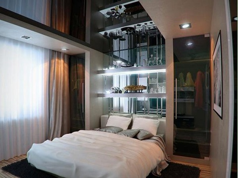 Design Tips for Small Bedrooms 13