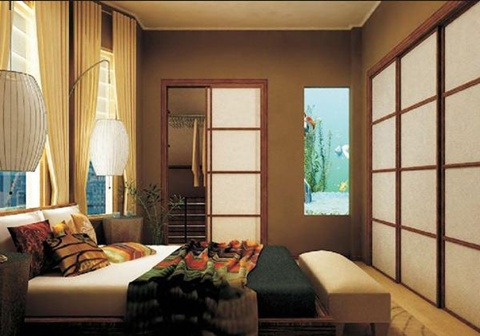 Design Tips for Small Bedrooms 23