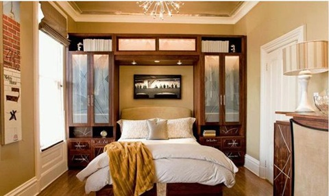 Design Tips for Small Bedrooms 3
