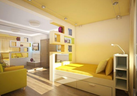 Design Tips for Small Bedrooms 8