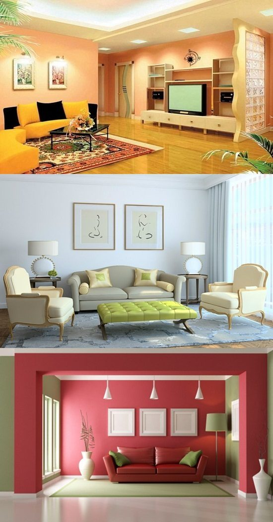 Choosing Living Room Colors: How To Choose Living Room Color