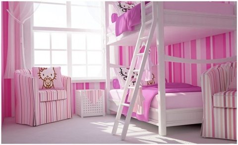 Kids Room Decorating Ideas 1