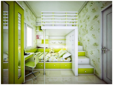 Kids Room Decorating Ideas 11