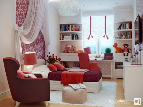 Kids Room Decorating Ideas 14