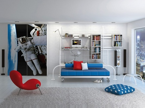 Kids Room Decorating Ideas 17