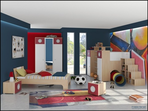 Kids Room Decorating Ideas 6