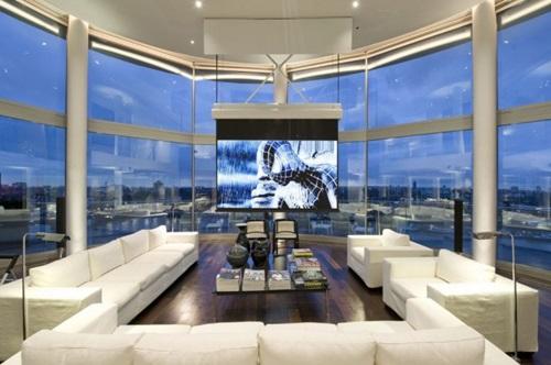 Living Room Design Concepts
