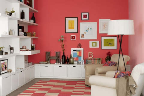 Living Room Interior Decorating ideas 3