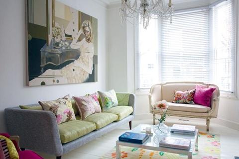 Living Room Interior Decorating ideas 6