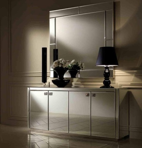 Mirrored Furniture in the Bedroom 11