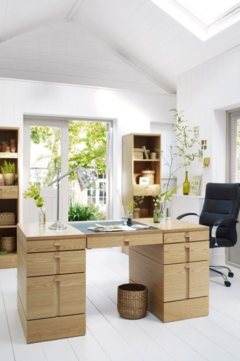 Perfect Home Office Interior Design 1