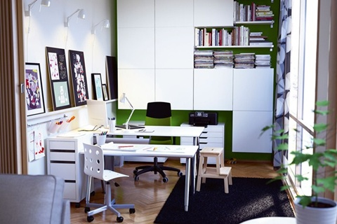 Perfect Home Office Interior Design 3