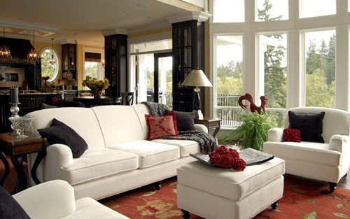 Steps to Create a Harmonious Living Room