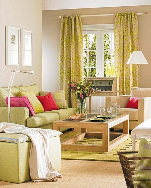 The Best Living Room Color Ideas - Interior design