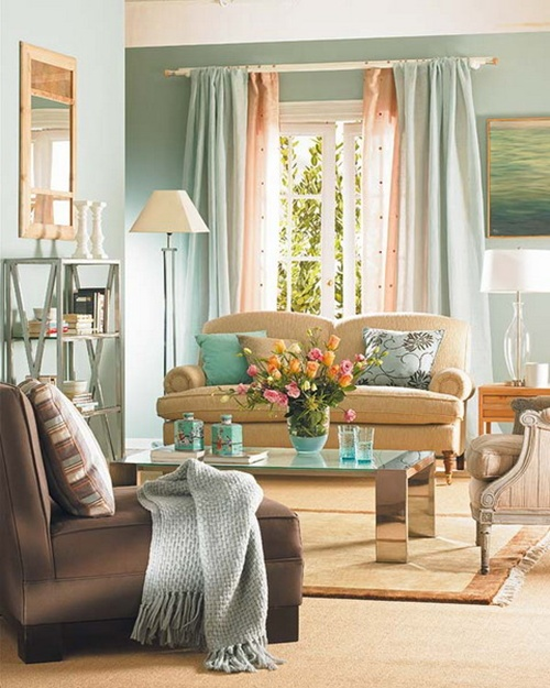Best Living Room Designs: The Best Living Room Color Ideas