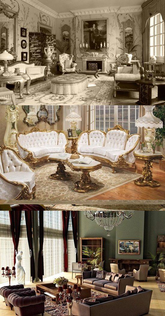 Victorian Decorating Glamorous Ideas