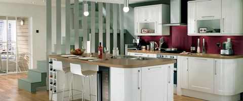 Well designed kitchens 1