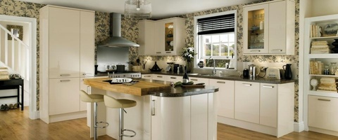 Well designed kitchens 45