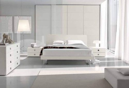 White Bedroom Furniture – Bedroom Shine in White
