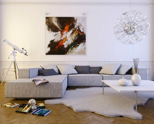 White living Room Furniture