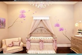 best tips for decorating a Baby Girl's Room
