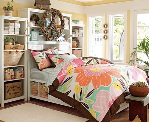 tips for Girls' Bedroom Decorating