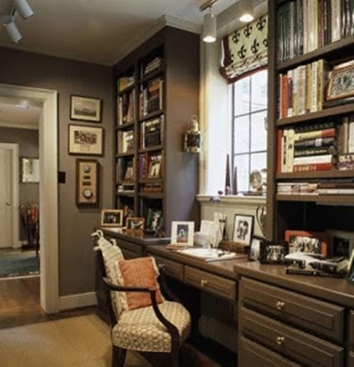 Interior Design Ideas For Home Office: 6 Creative Small Home Office Ideas