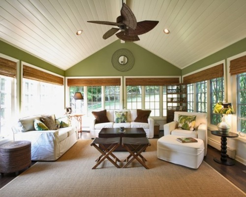 awesome sunroom decorating ideas - Sunroom Decorating Ideas