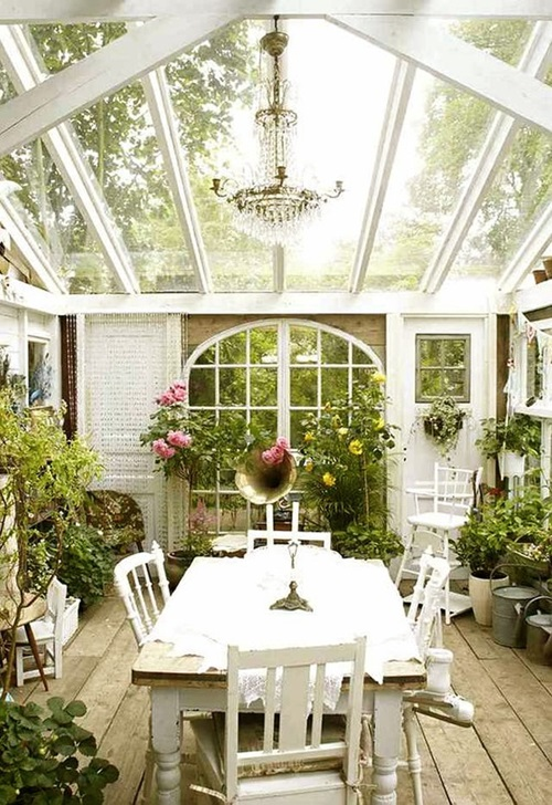Awesome sunroom decorating ideas interior design - Amazing image of sunroom interior design and decoration ...