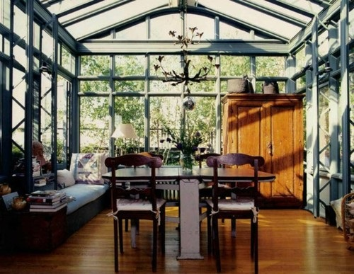 Awesome sunroom decorating ideas interior design Solarium designs