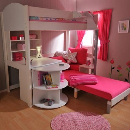 Best bunk beds for kids interior design - Awesome beds for teenagers ...