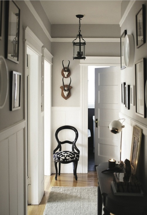 Narrow hallway decorating ideas joy studio design for Small hall design