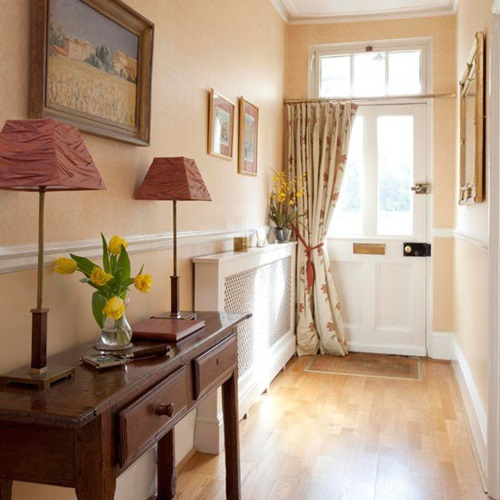 Small Hallway Paint Ideas: Best Decorating Ideas For Small Hallways