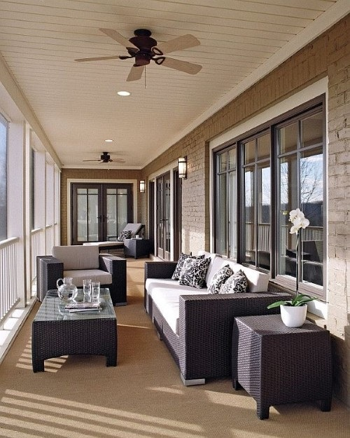 Best sunroom design colors ideas interior design for Sunroom interior walls