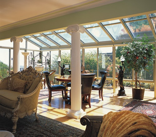Best sunroom design colors ideas interior design for 4 season sunroom