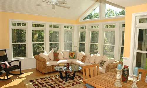 Best sunroom design colors ideas interior design for 3 season sunroom designs