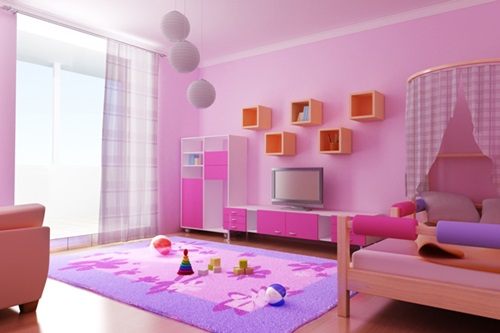 Decorating Ideas for Kids' Rooms
