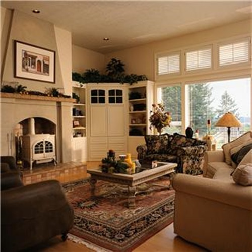 Decorating with an Area Rug