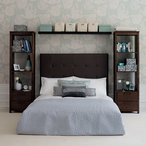 Decorative Storage Ideas for the Bedroom
