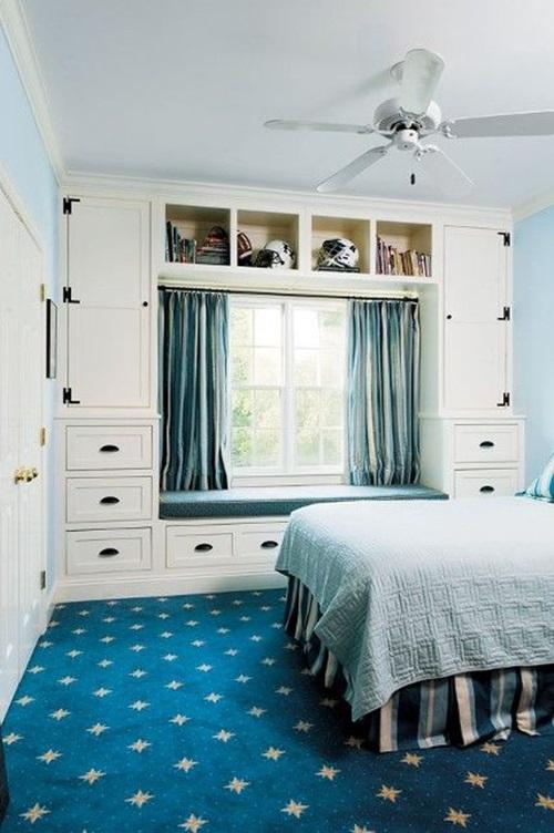 decorative storage ideas for the bedroom  interior design