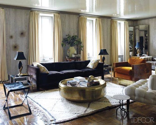 Hollywood Glam Living Room Ideas Of Hollywood Glamour Into Living Room Interior Design