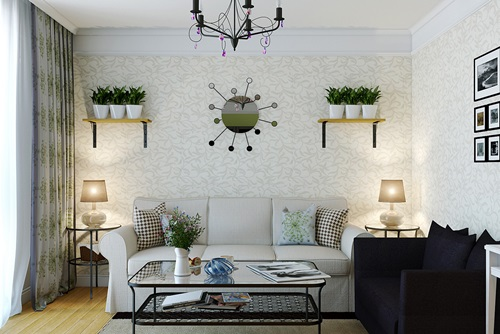 How to improve the appearance of your living room