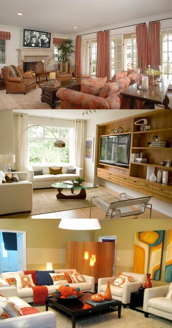 Ideas for decorating a living room on a budget interior for Decorating rooms on a budget