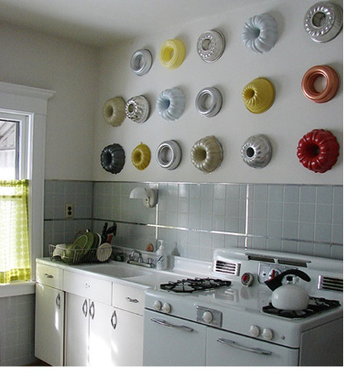 Kitchen wall decorating ideas interior design for Kitchen ideas for walls