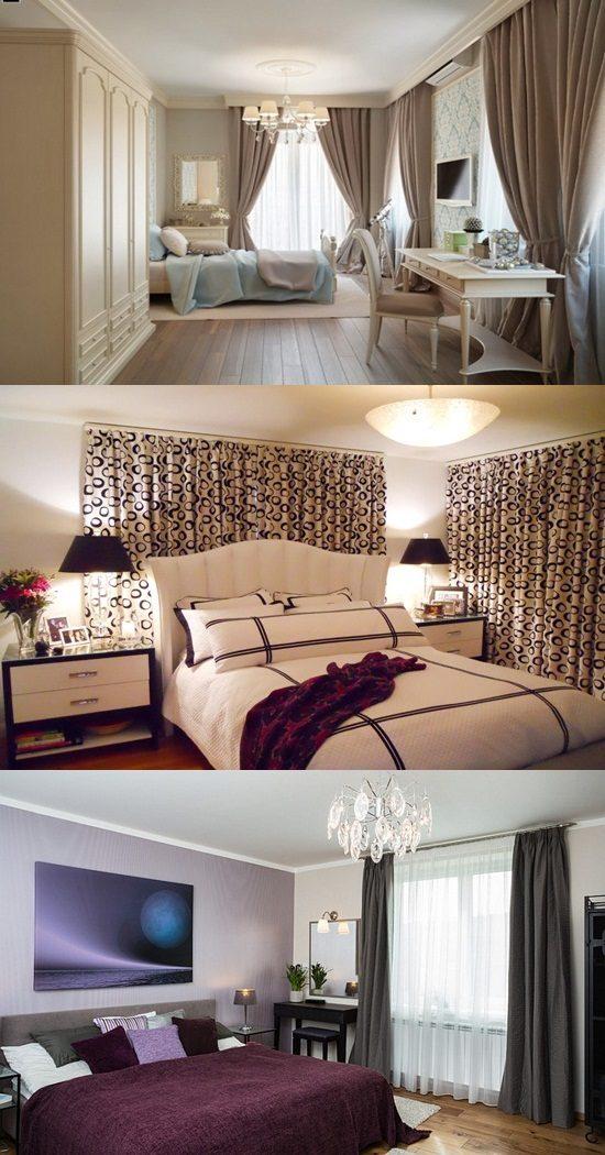 Tips For Choosing Bedroom Curtains Interior Design