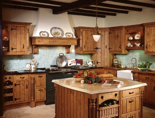 tips for italian kitchen design and decor - Italian Kitchen Companies