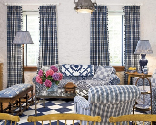 Tips for selecting living room curtains 21