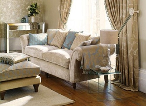 Tips for selecting living room curtains interior design for Curtain for living room ideas