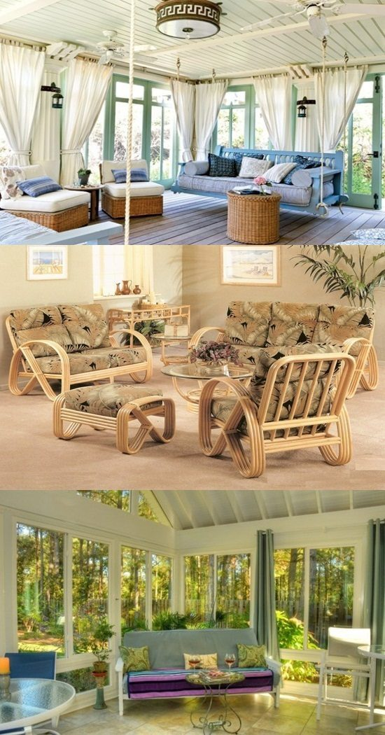 Tips on Sunroom Furniture