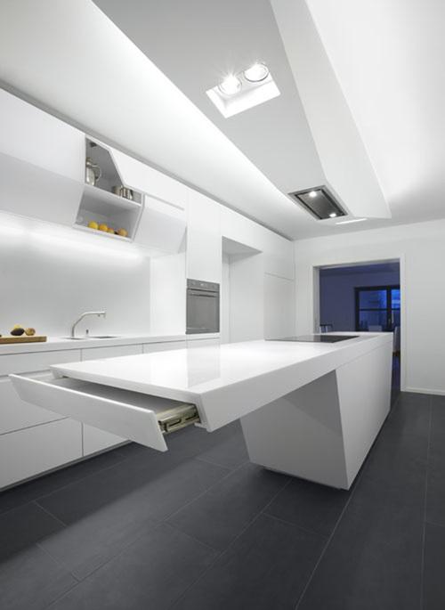Trendy white kitchen designs interior design for White kitchen designs 2013